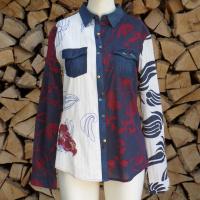 DESIGUAL Schönes Blusenhemd, 38 40
